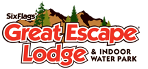 Great Escape Lodge and Indoor Water Park logo
